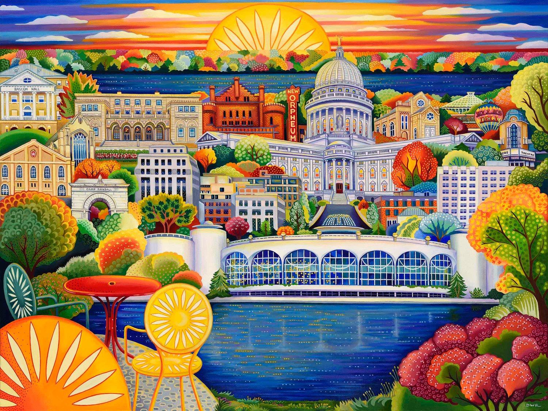 "Image of ""Madison"" print"