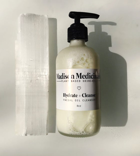 Image of Hydrate + Cleanse - Facial Oil Cleanser