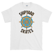 Image of Shipyard Skates Wheel Tee