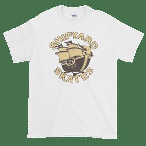 Image of SHIPYARD SKATES Swollen Goat Tee