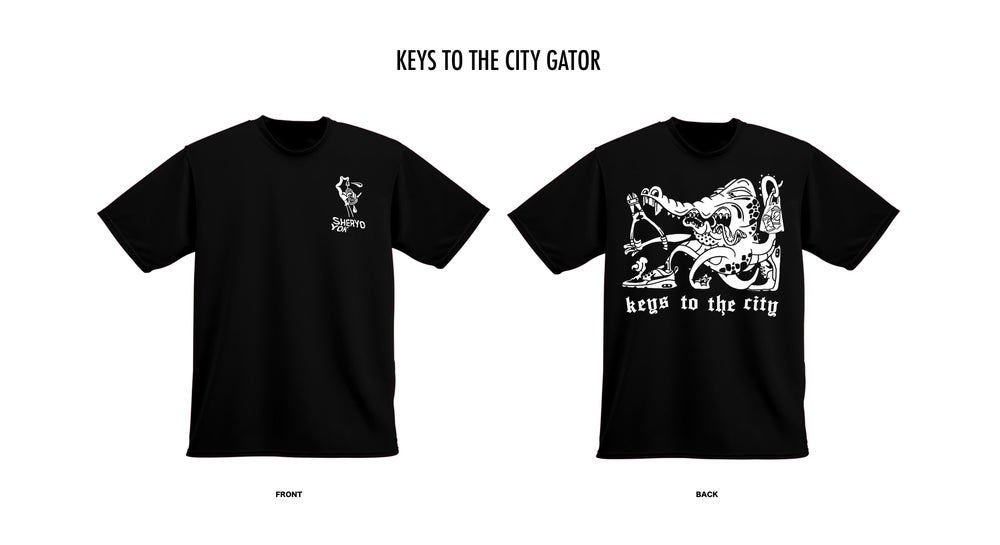 Image of Keys to the City Gator