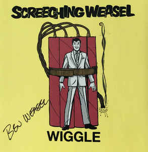 Image of WIGGLE - Signed CD Reissue