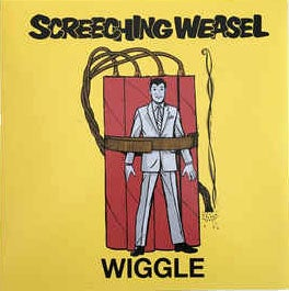 Image of WIGGLE - Unsigned CD Reissue
