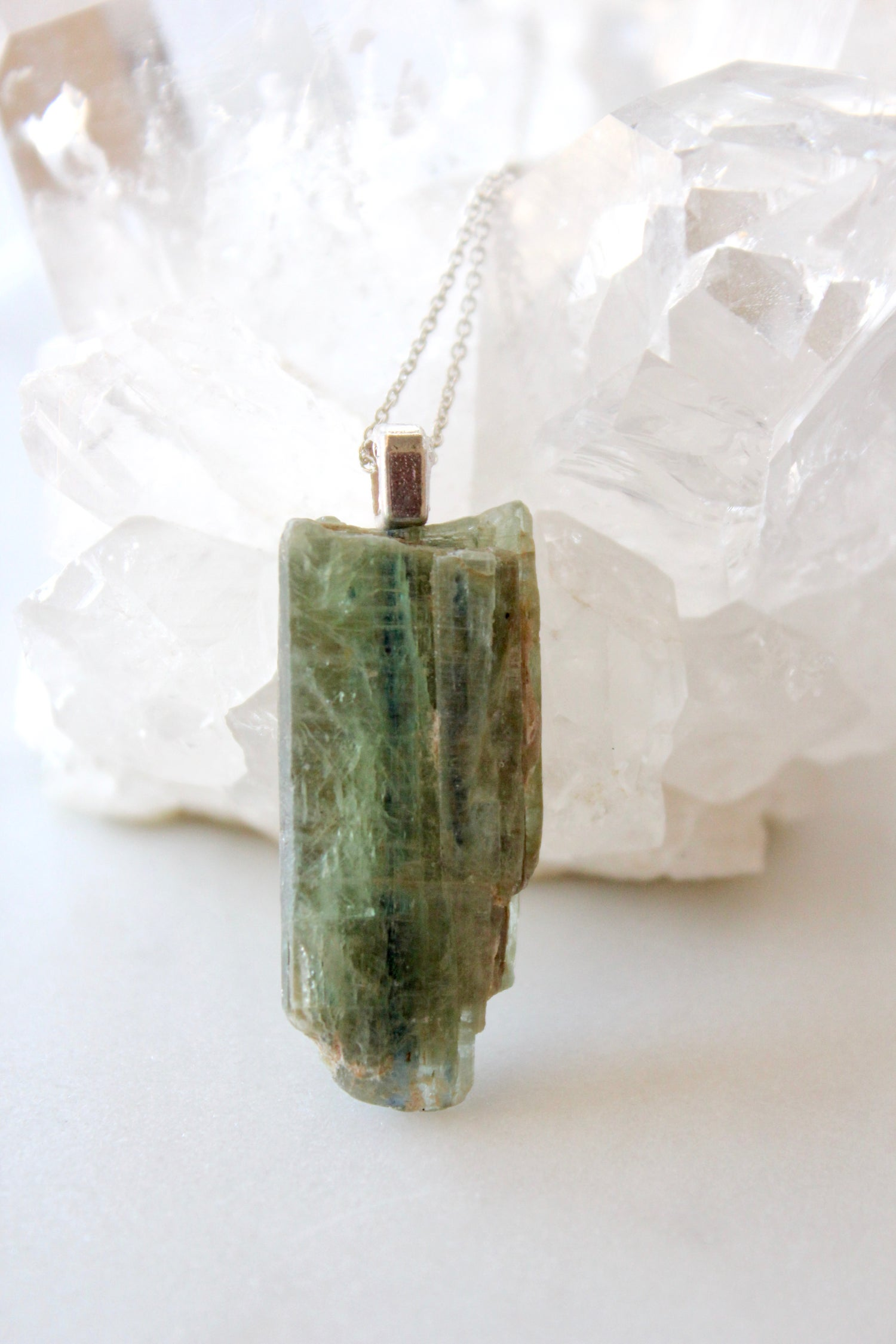 Image of Green Kyanite