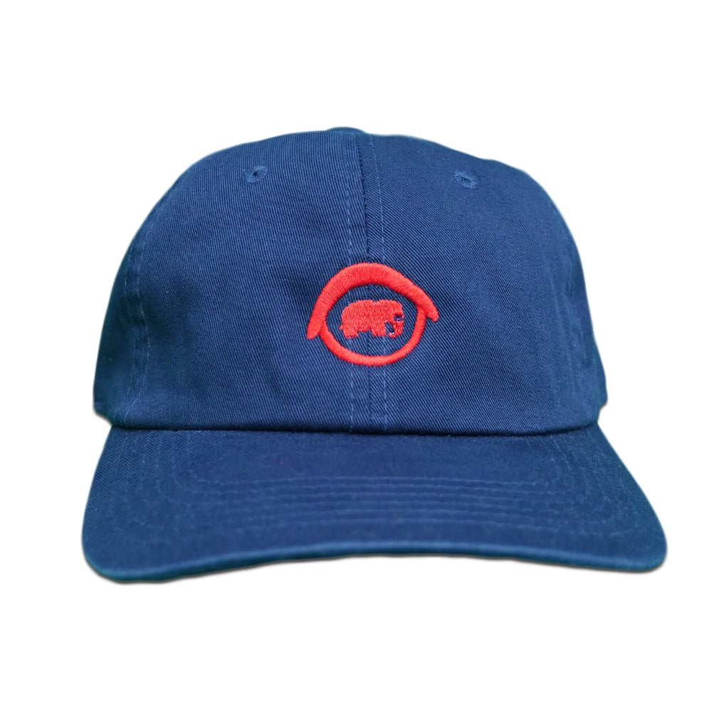 Image of FTL X Peep Game LTD Hat (Navy)
