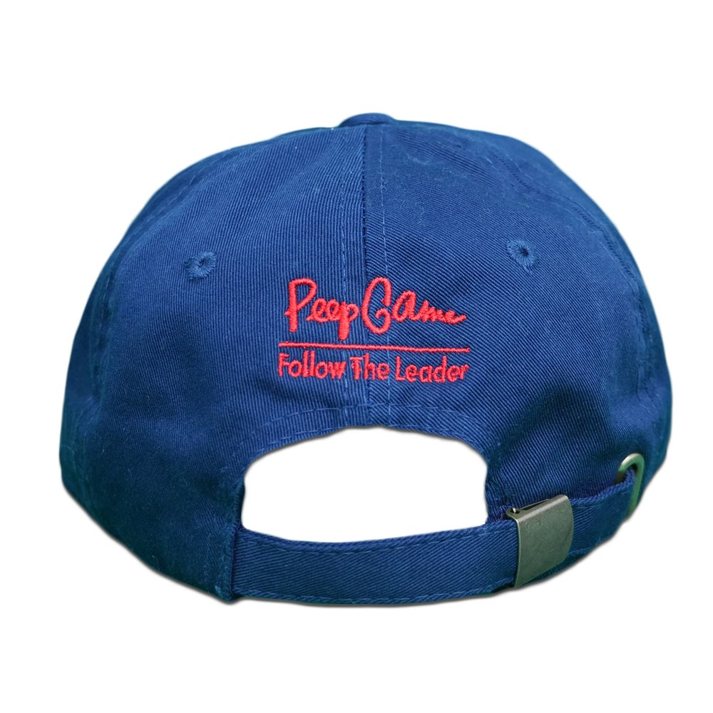 Image of FTL X Peep Game LTD Hat (Navy)