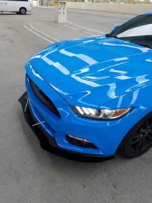 Image of 15'-17' Ford Mustang Front Splitter