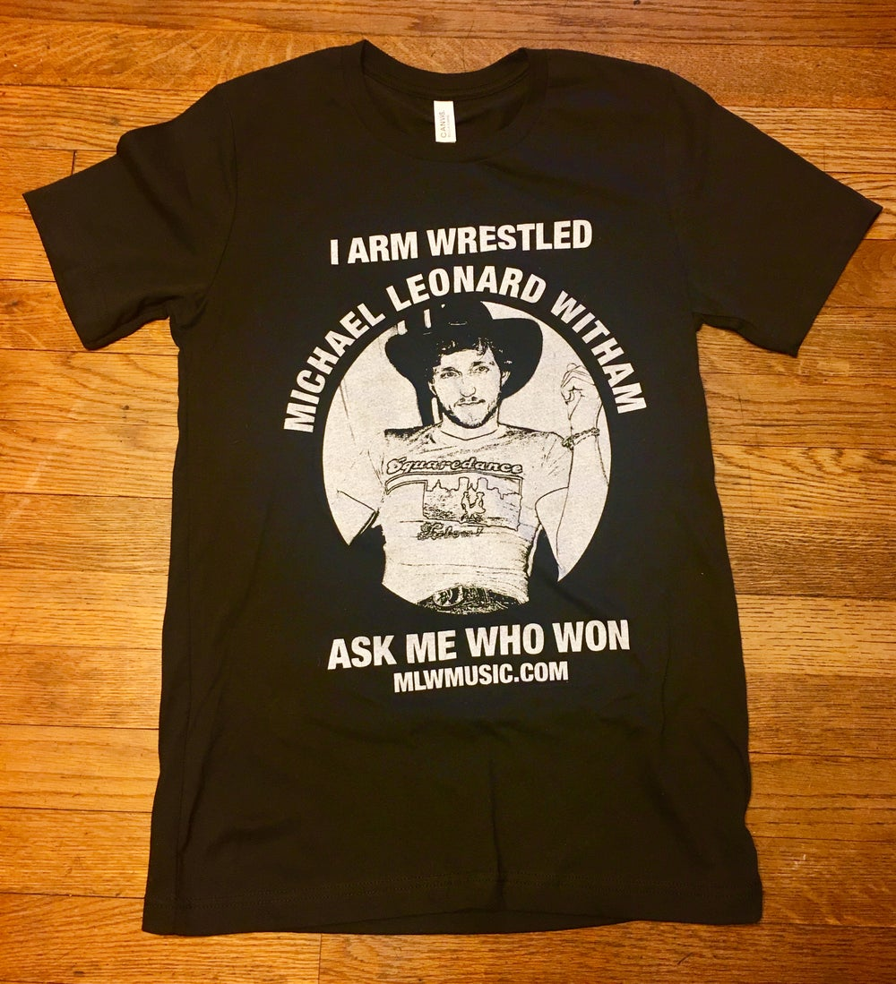Image of MLW Arm Wrestling Challenge T Shirt