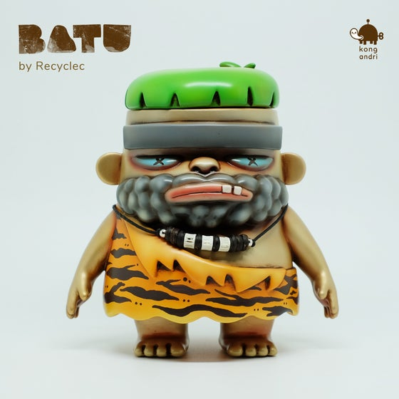 Image of si BATU - HERMIT BATU By RecycleC