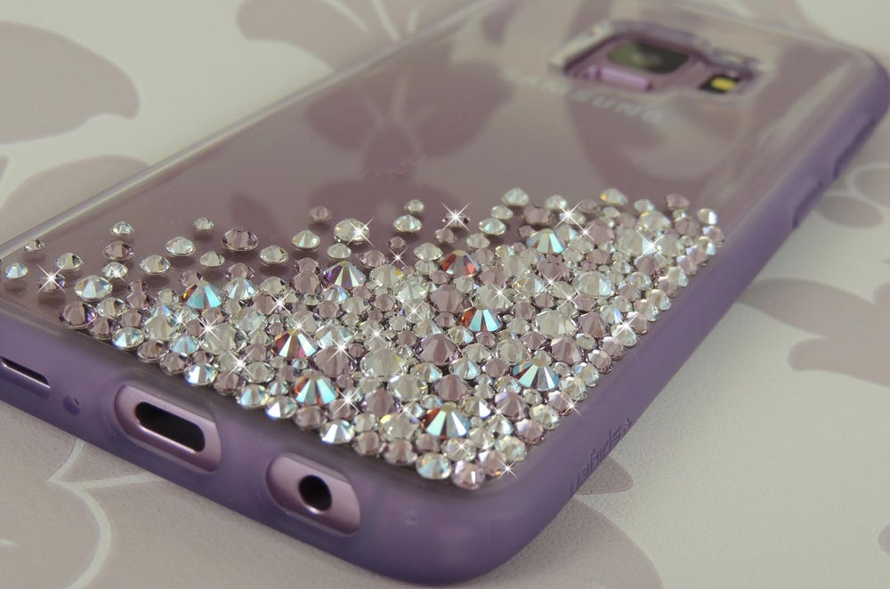 Image of Lilac Falls Limited Edition for the Samsung Galaxy S9/Plus