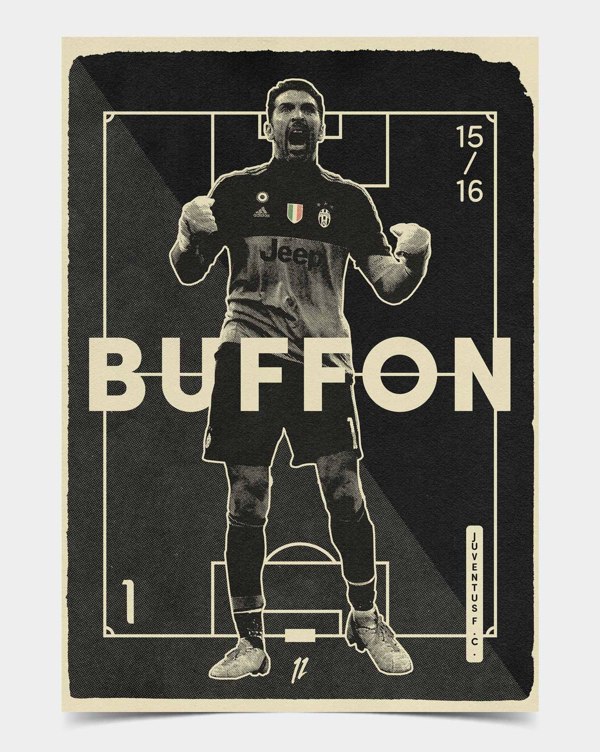 Image of Buffon Retro