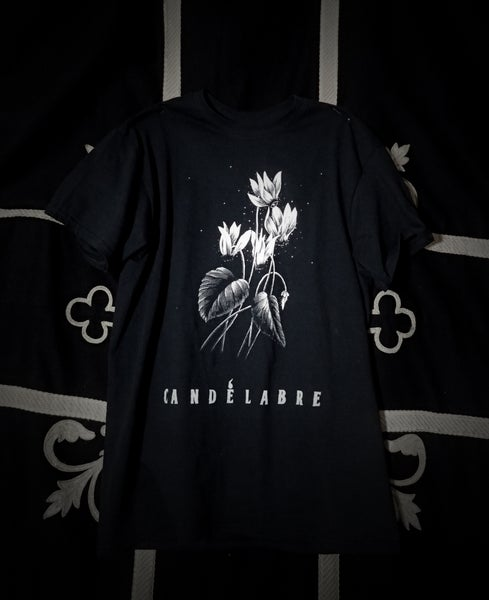 Image of T-Shirt Candélabre - Cyclamen