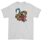 Image of SHIPYARD SKATES Hook Tee