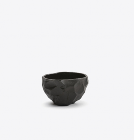 Image of Max Lamb - Crockery Small Bowl, Black