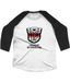 Image of Bleading Marvelous Undead in Disguise Baseball Shirt
