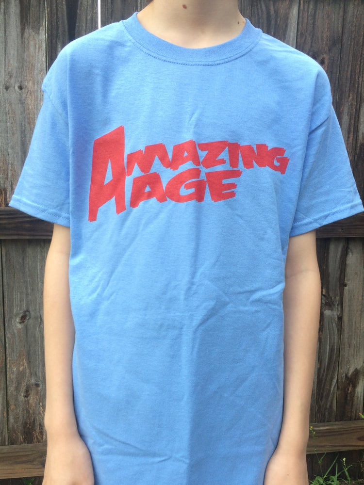 Image of Amazing Age Logo T-shirt