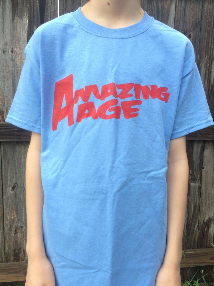 Image of Amazing Age Logo T-shirt