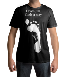 Image of Bleading Marvelous Death finds a way T-Shirt