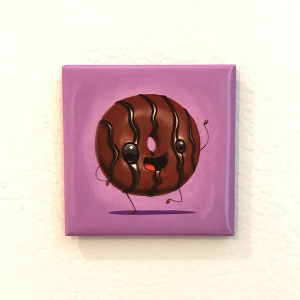 Image of Chocochoco Donut Magnet