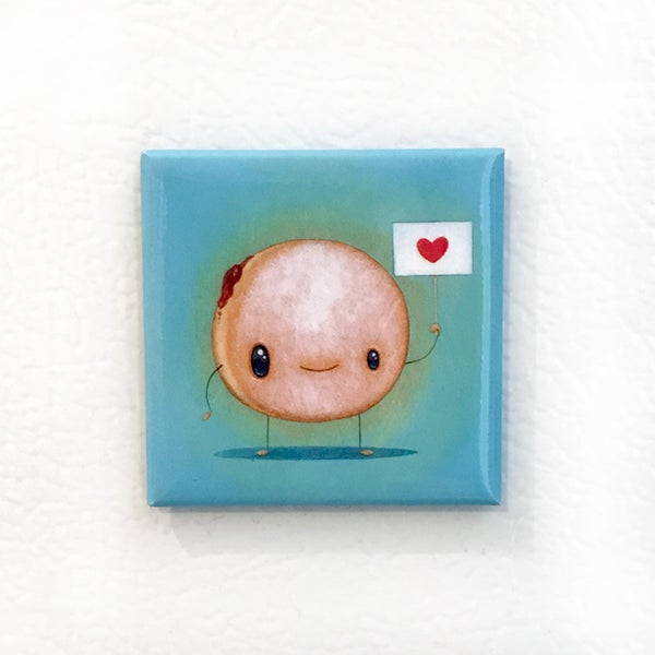 Image of Jelly Love Donut Magnet