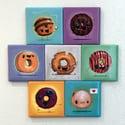 Randy's Texas Glazed Donut Magnet