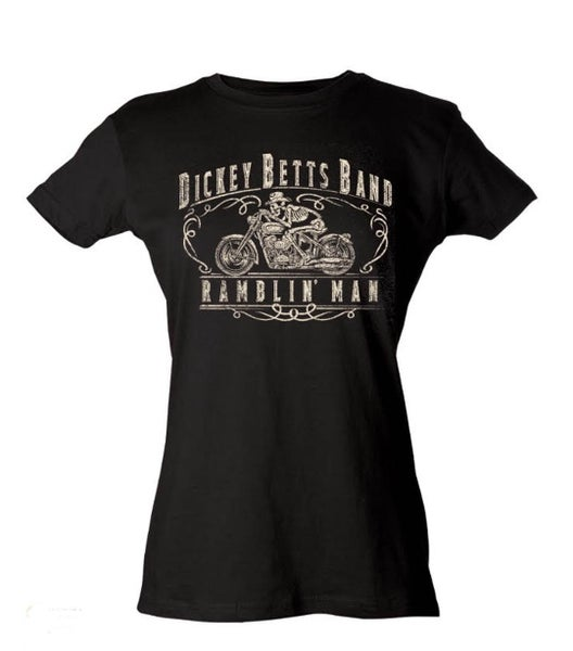 Image of Ramblin Man Womens Tee