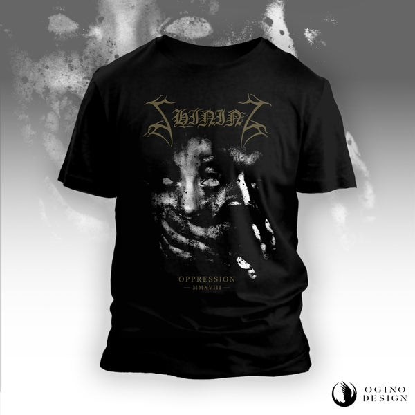 "Image of PREORDER Shining ""Oppression"" T-shirt"