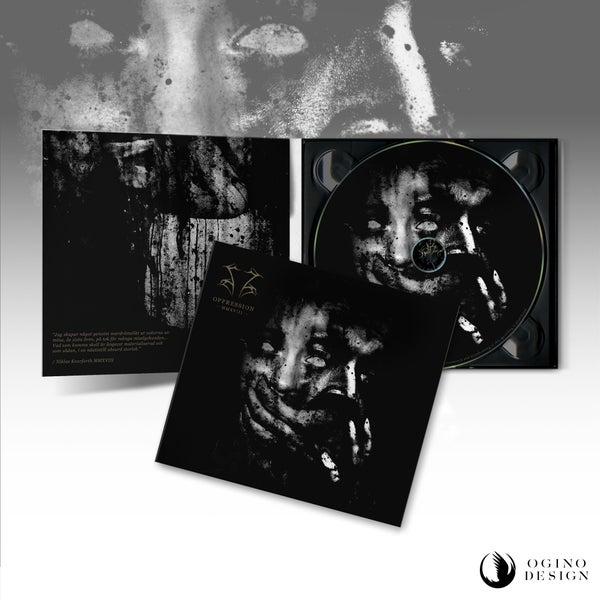 "Image of Shining ""Oppression"" Digipak CD - ALSO AVAILABLE SIGNED"
