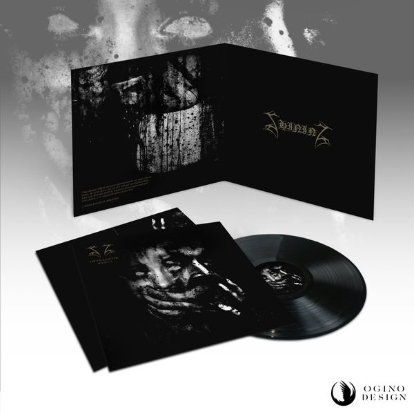"Image of Shining ""Oppression"" Gatefold LP Black - ALSO AVAILABLE SIGNED"