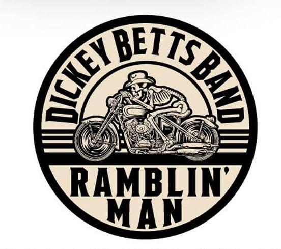 Image of Ramblin Man Patch