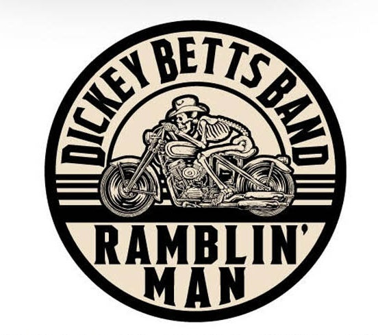 Image of Ramblin Man Patch