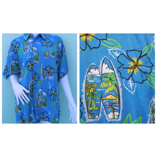 Image of CAMISA SURFBOARDS