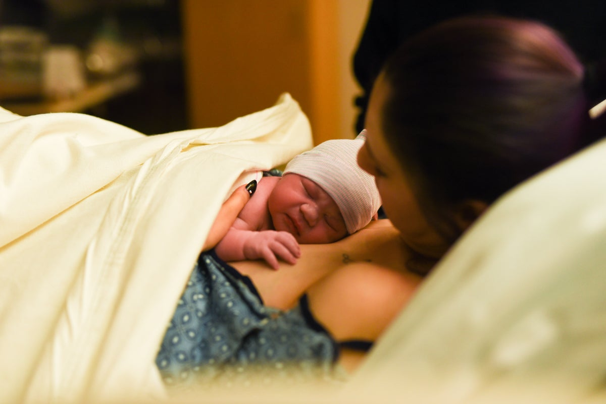 Image of Birth Session