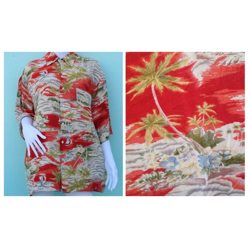 Image of CAMISA RED ISLAND