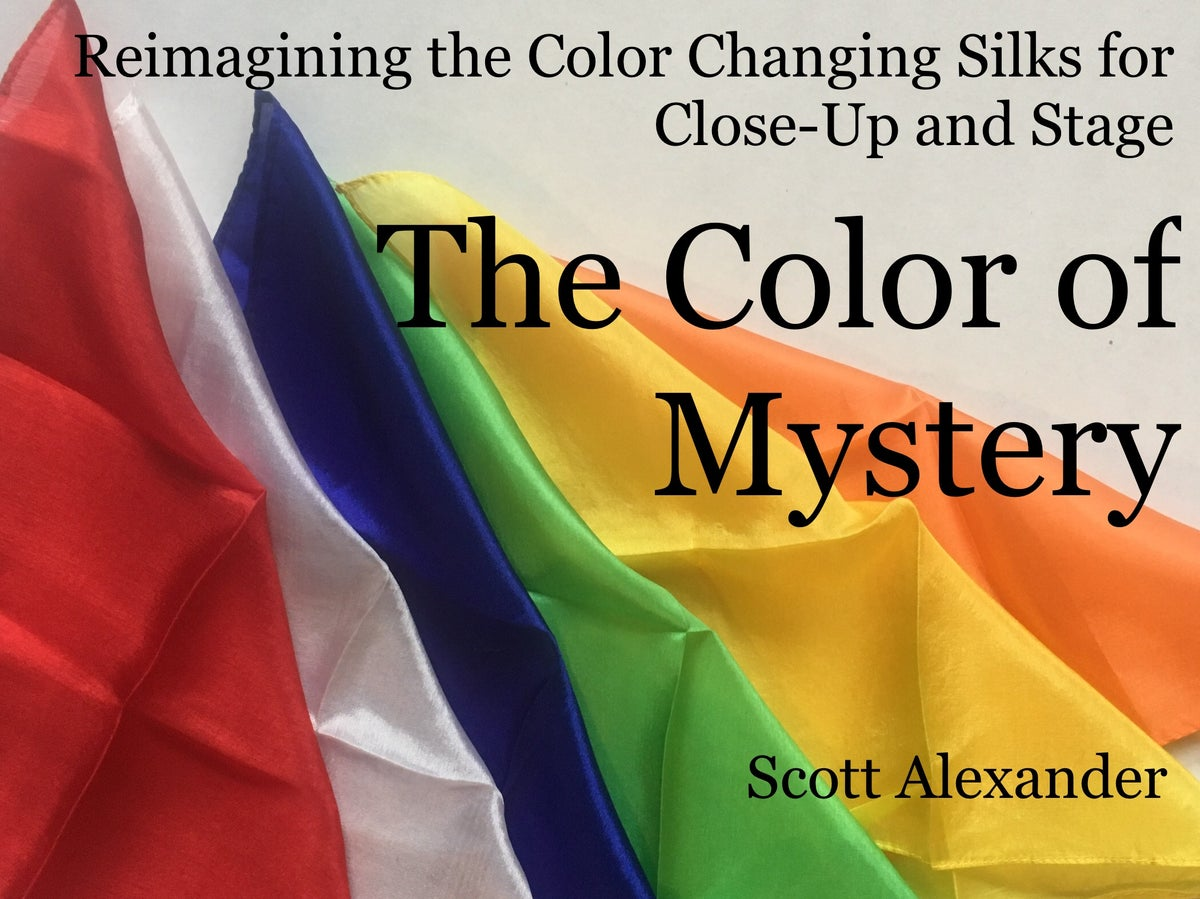 Image of The Color of Mystery