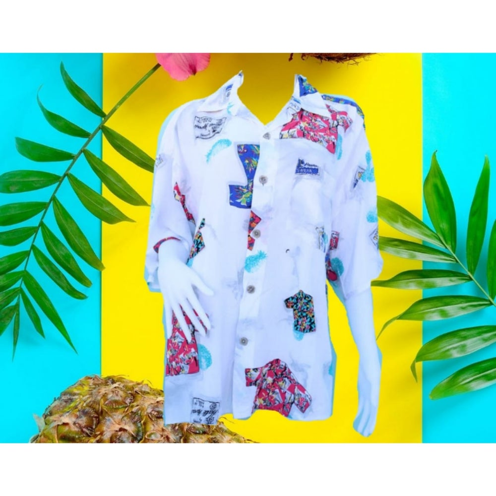 Image of CAMISA HAWAIIAN MIX
