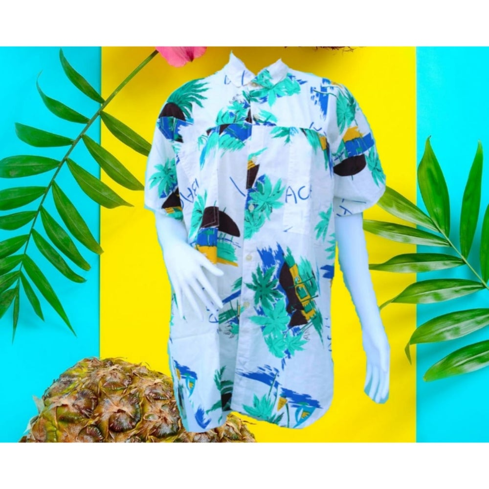 Image of CAMISA HAWAIIAN BEACH