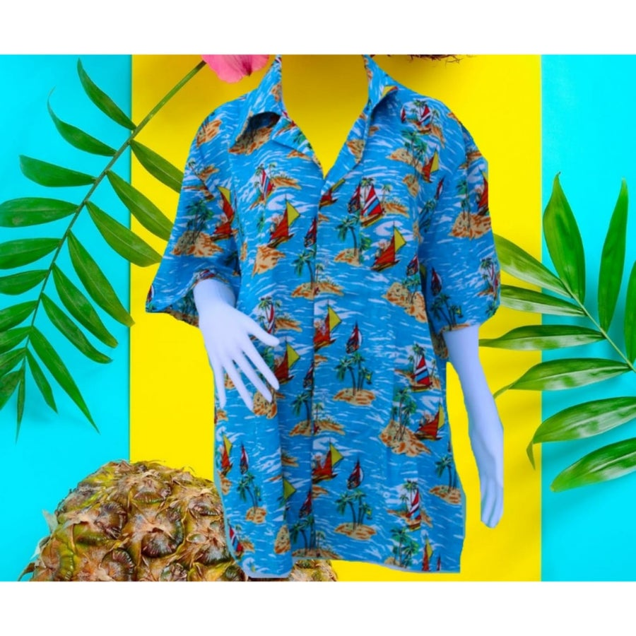 Image of CAMISA PACIFIC