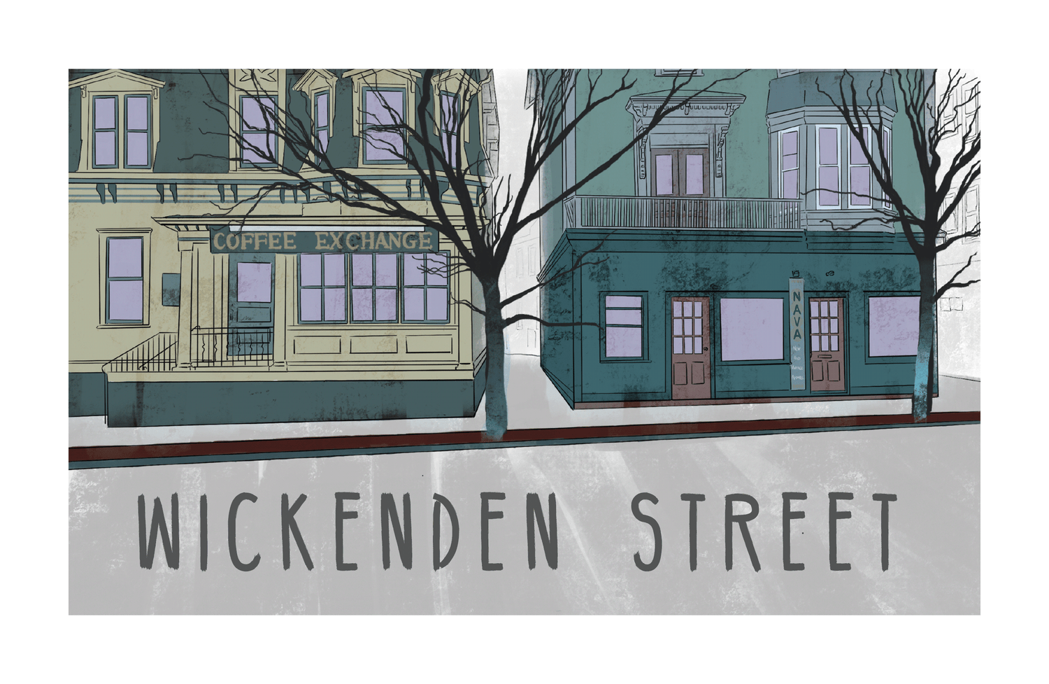 Image of Wickenden St 17x11