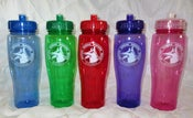 Image of 24 oz BPA-free plastic reusable water bottle