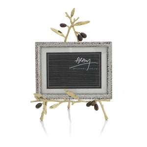 Image of Olive Branch Gold Easel Frame