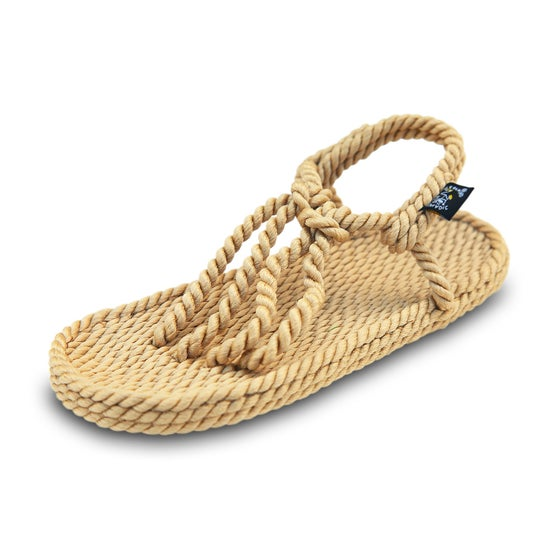 Image of WARRIOR  YOGA SANDAL camel