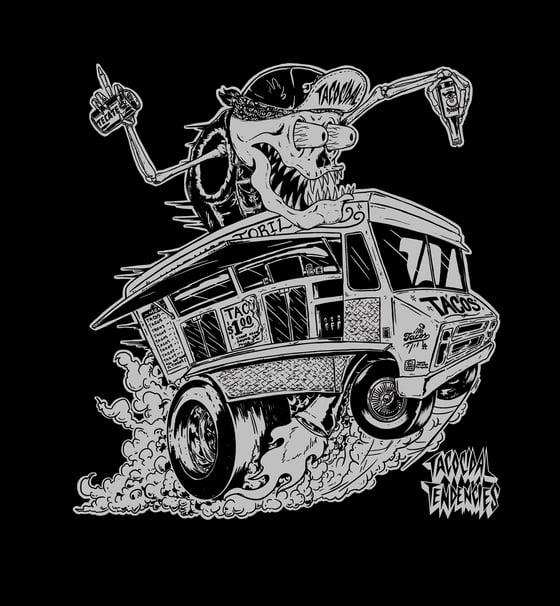 Image of Taco Trucks Drive Me Nuts