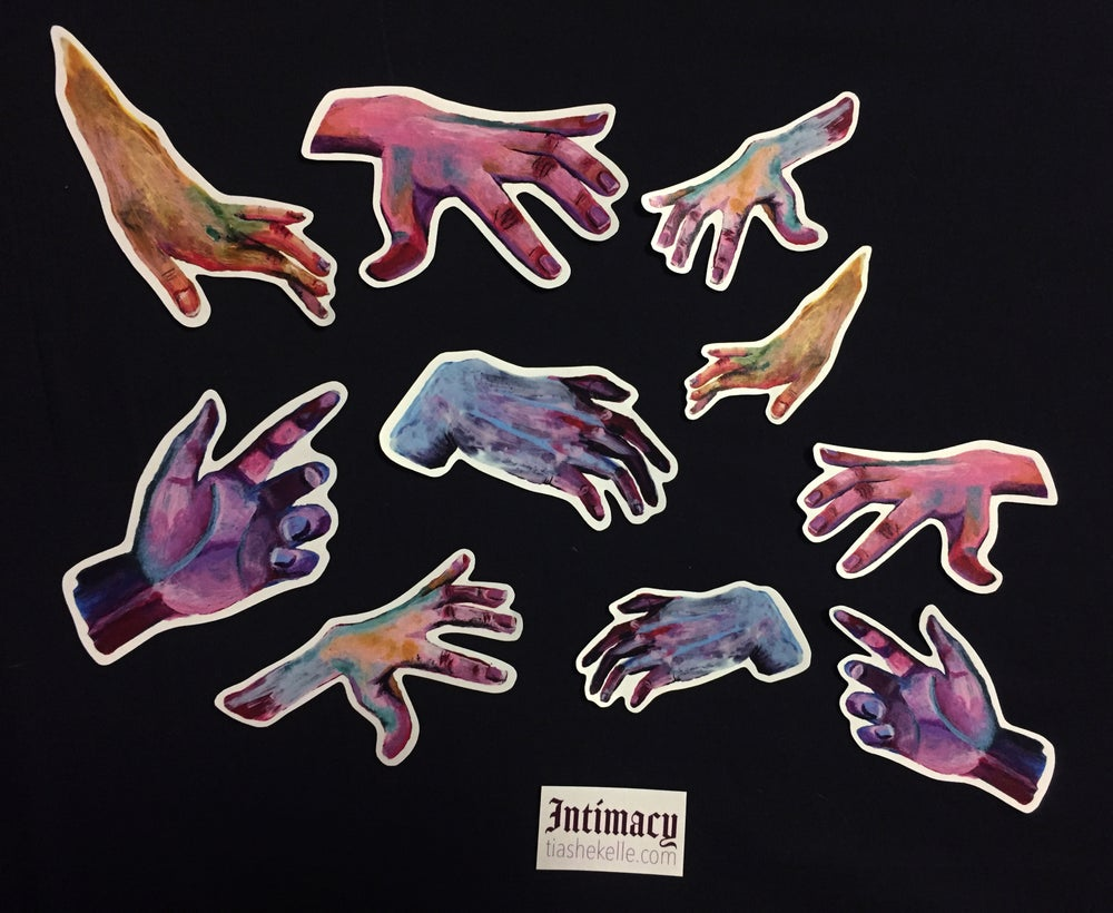 Image of Intimacy Stickers