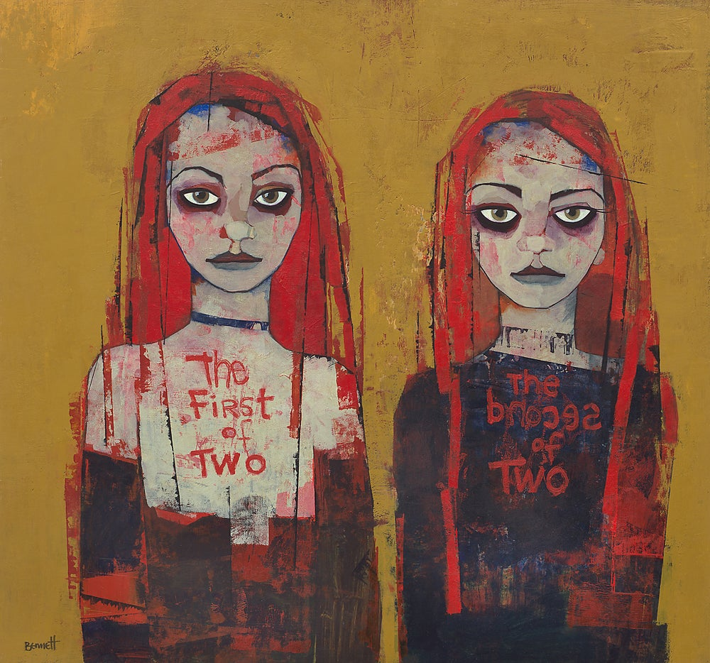 Image of TWO (Limited edition signed prints)