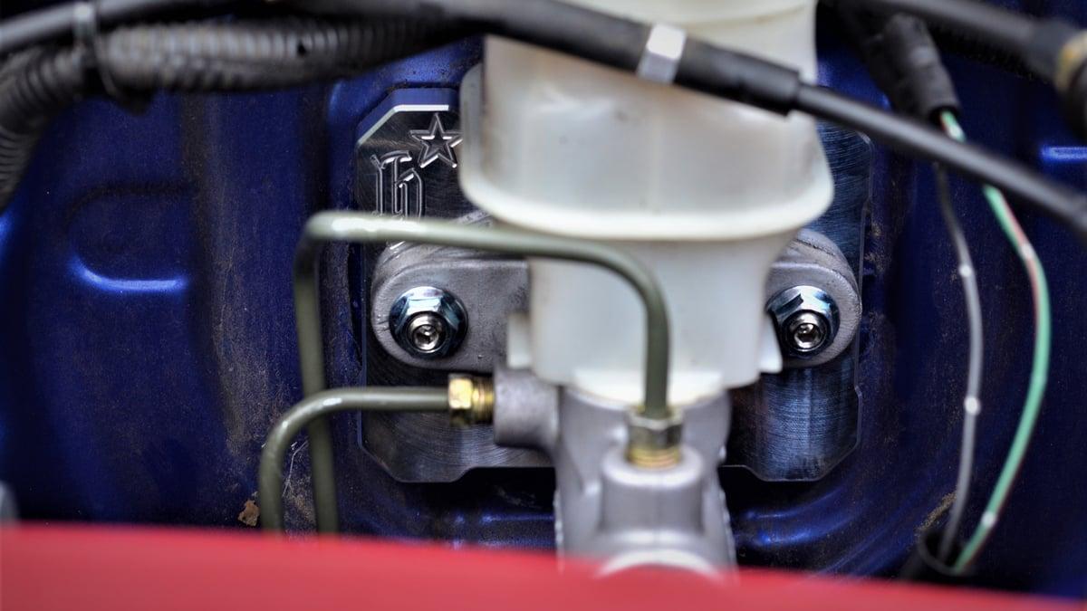 block of diagram hush performance     ek itr brake booster delete  hush performance     ek itr brake booster delete