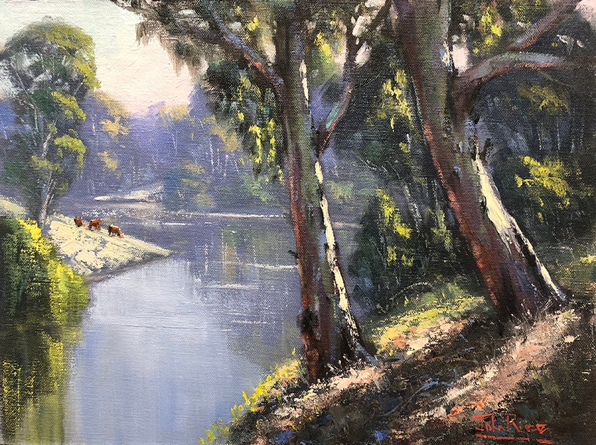 Image of Morning On The Macquarie