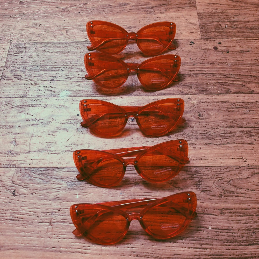 Image of Ruby Red Shades