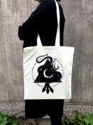 "Image of Tote bag ""HYDRA"""