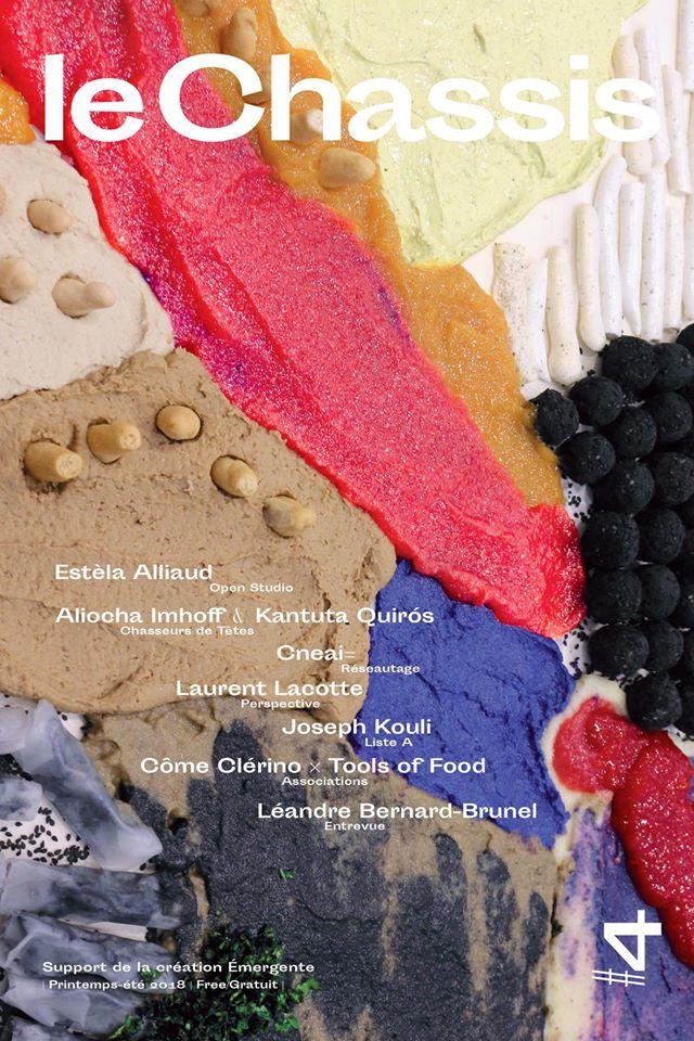 Image of Revue LeChassis 4 / Carton de 50 revues